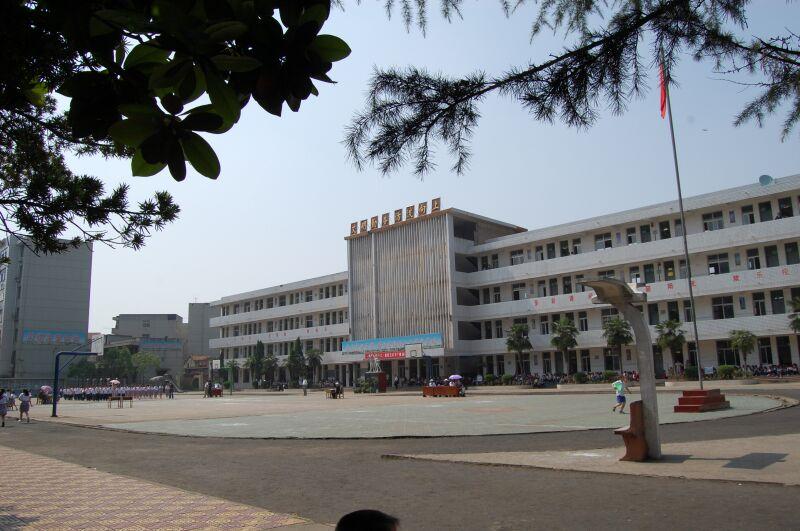 应城市蒲阳小学