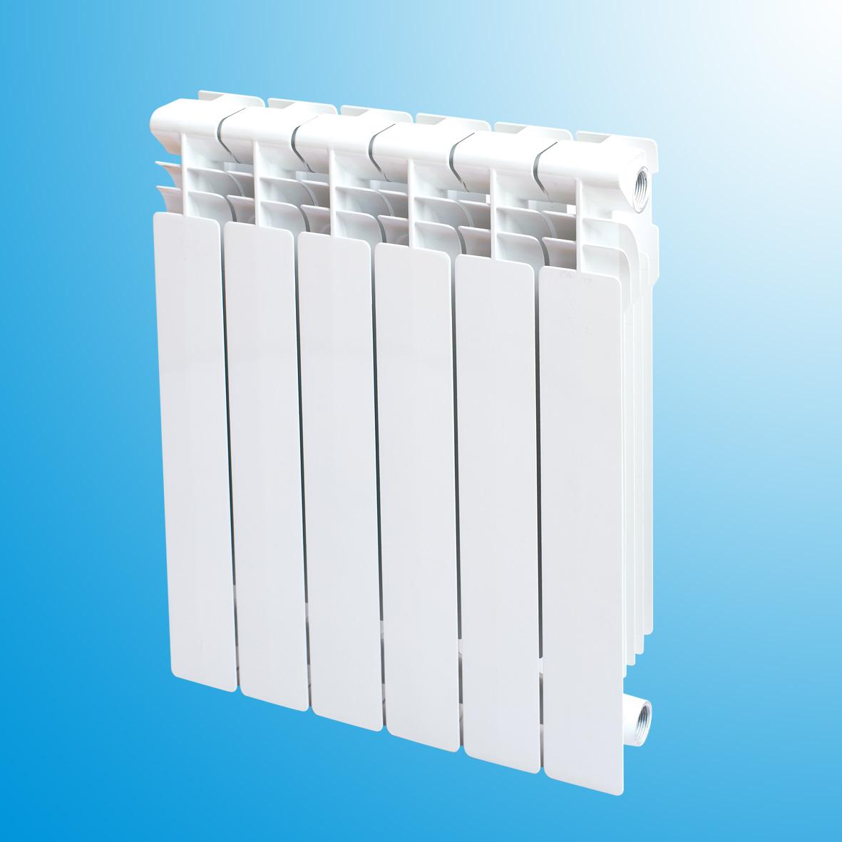 欧龙供暖-地暖暖气片
