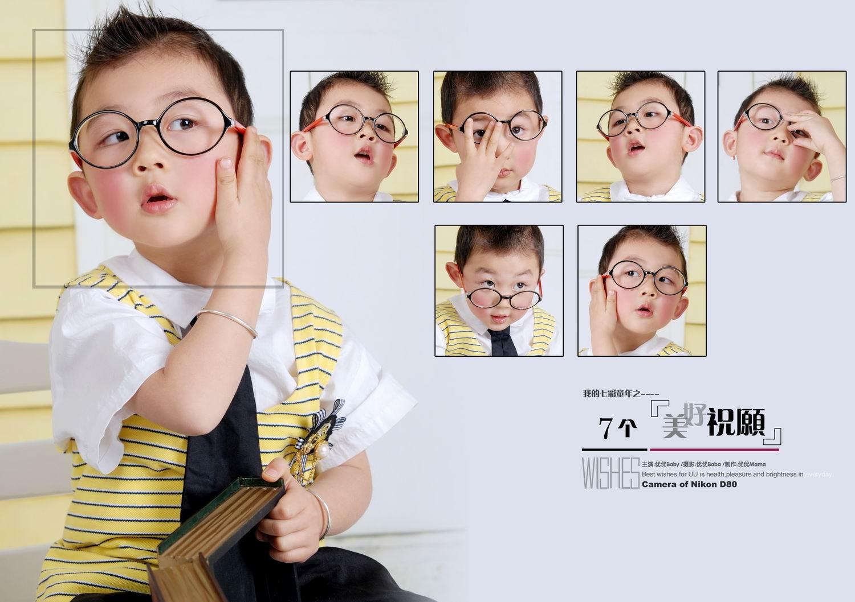 棒棒堂精致儿童摄影