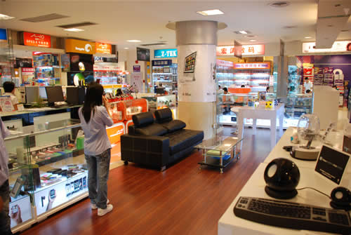 梁氏数码摄影器材销售中心