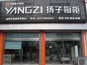 扬子橱柜金乡专卖店