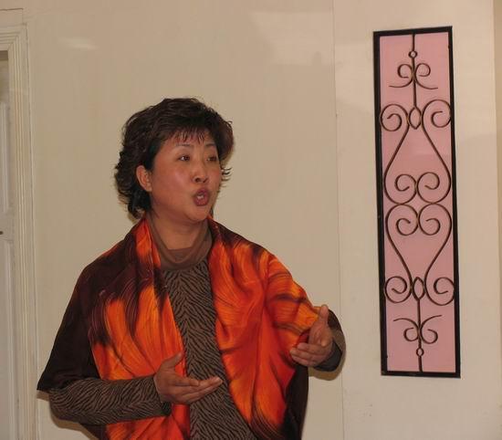2006年锡伯族人大代表北京相聚