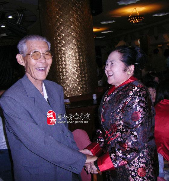 北京锡伯族举办联欢会纪念西迁节242周年
