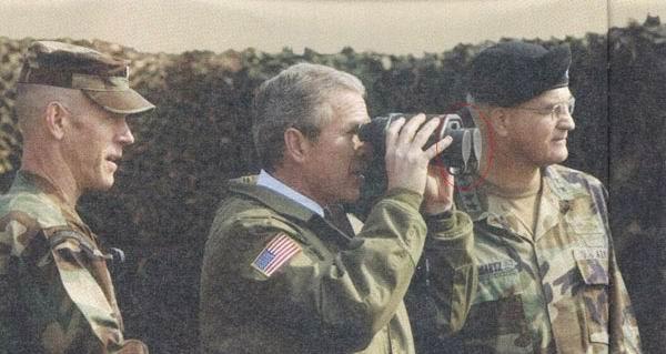 美国人都不敢发的一张照片看出端倪了吗?笑了就回帖!