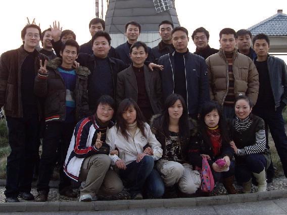 2007年春节聚会