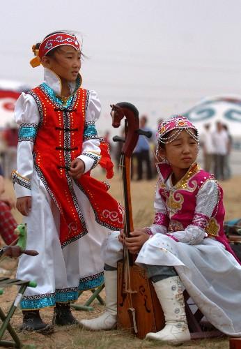 梦 回 草 原 ――2006乌珠穆沁草原纪行