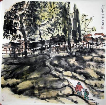 杨振熙作品欣赏