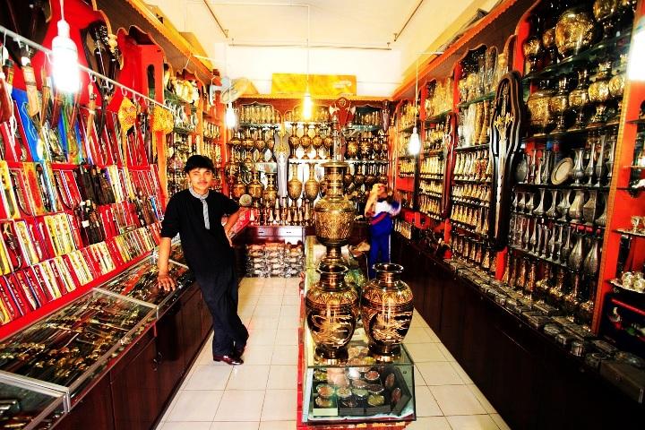 新疆穆斯林开斋节的日子里