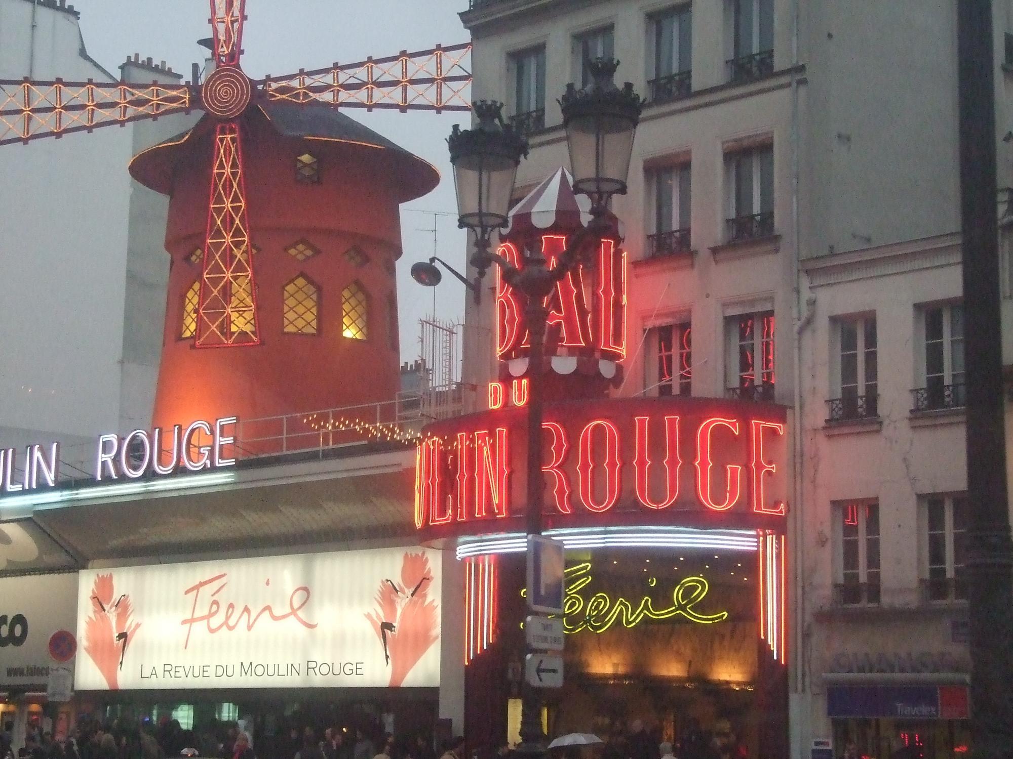我的巴黎行