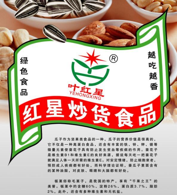 桐城市红星炒货食品有限公司