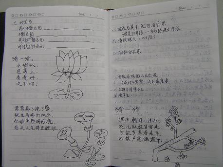 小学生读书笔记格式怎么写?(急急急急急)图片