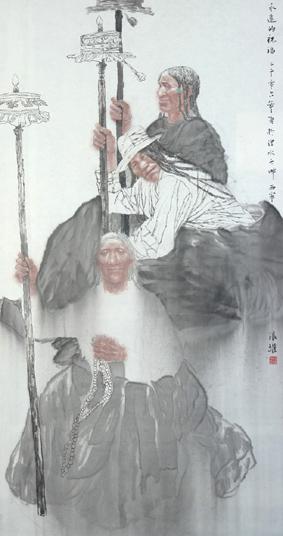 二年級畫畫作品一等獎軍人