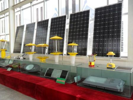 太阳能杀虫灯太阳能灯板