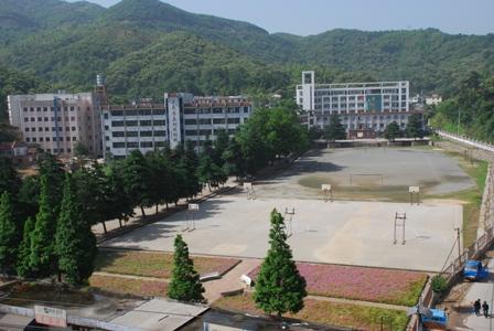 安徽省金寨县第一中学